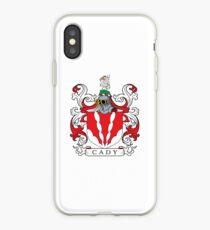 Vinilo o funda para iPhone Cady Coat of Arms