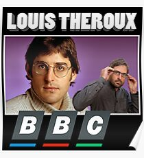 my name is theroux Poster