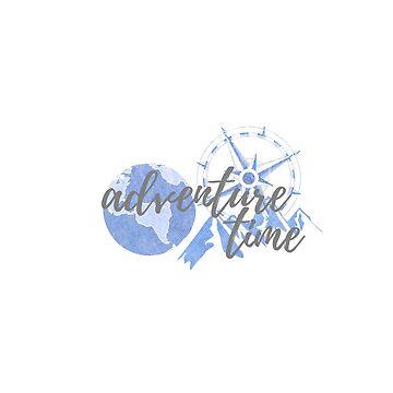 Tiempo de Aventura de feliciasdesigns