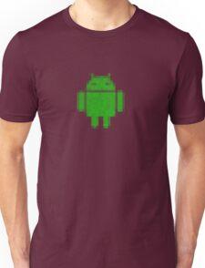 PixelatedDroid Unisex T-Shirt