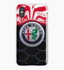Alfa Romeo  iPhone Case