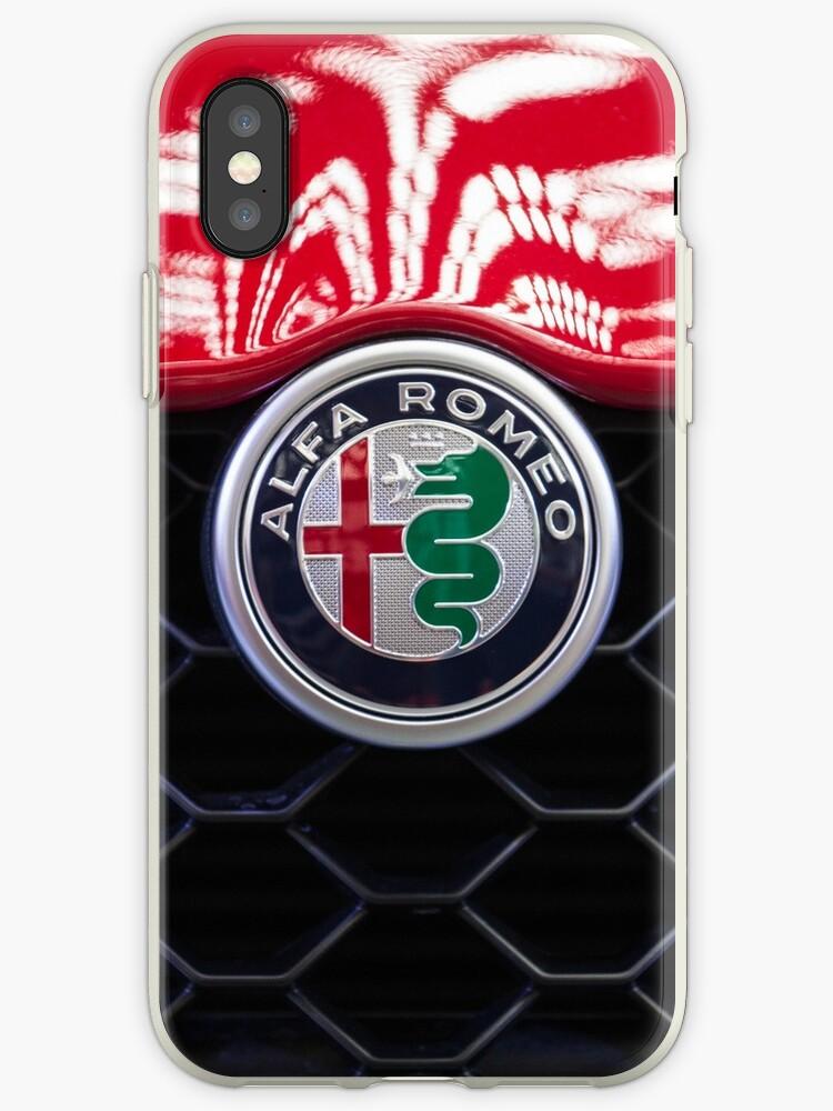 newest f0d01 55866 'Alfa Romeo ' iPhone Case by Srdjan Petrovic