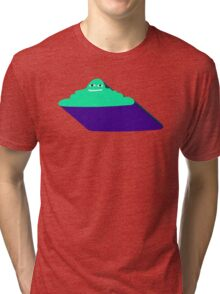 Cloudy Mind Tri-blend T-Shirt