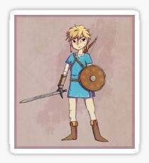 Link - Breath of the Wild Sticker