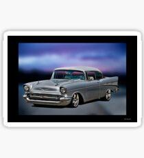 1957 Chevrolet Bel Air Hardtop Sticker