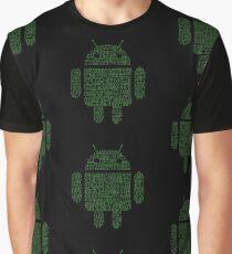 BinaryDroidv1.0 Graphic T-Shirt