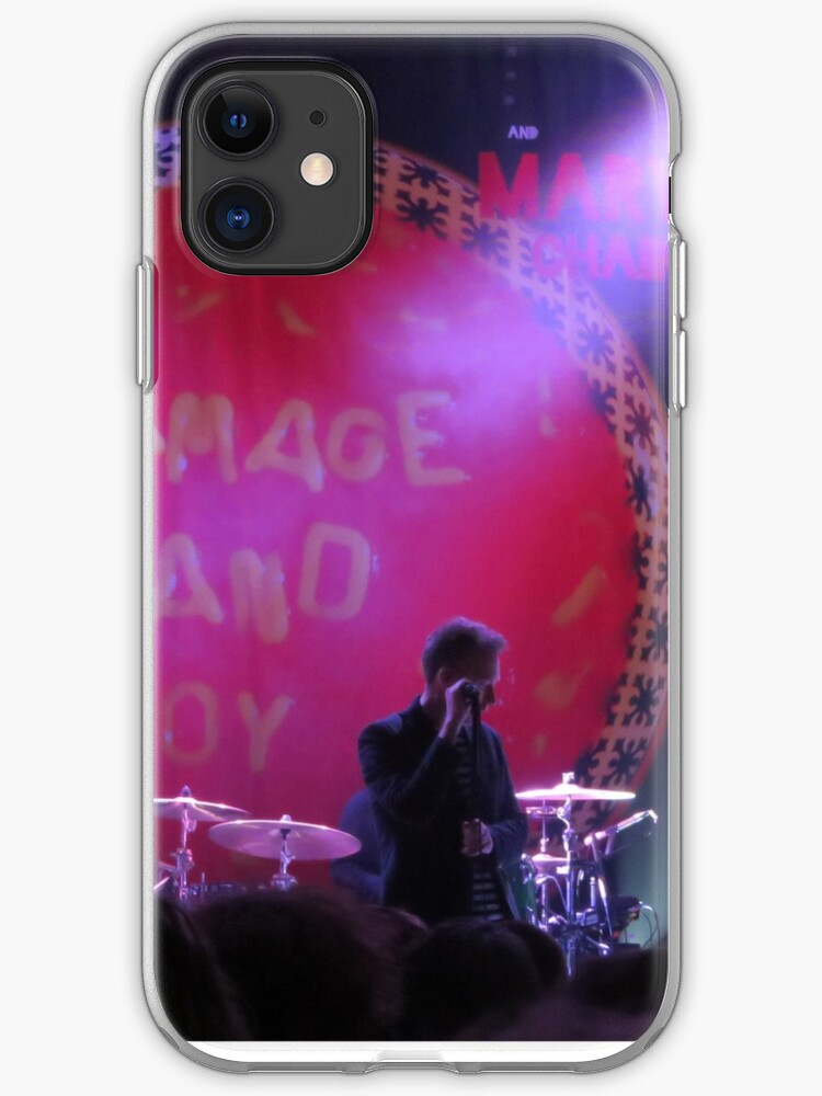 Jesus and Mary Chain iphone case