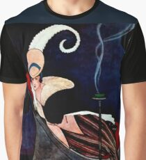 George Wolfe Plank Art Deco Magazine Cover 11 Graphic T-Shirt