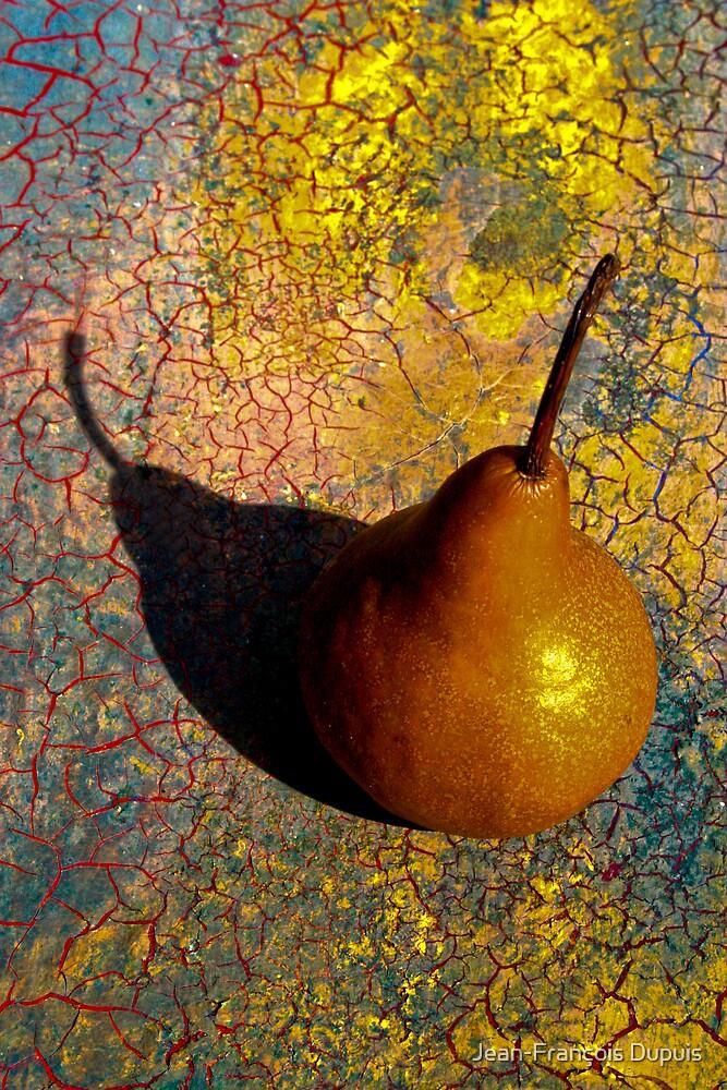 Pear by Jean-François Dupuis