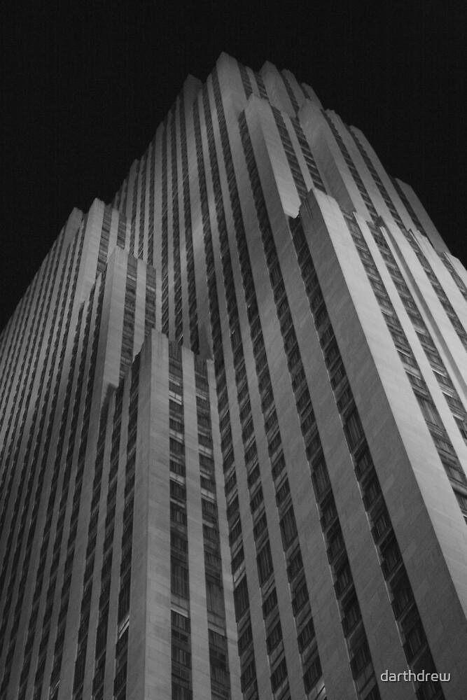 Rockefeller Mono by darthdrew