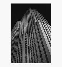 Rockefeller Mono Photographic Print