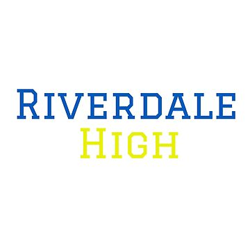 Riverdale High by SippyCupPhil