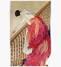 George Wolfe Plank Art Deco Magazine Cover 14 Poster