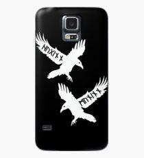 Huginn and Muninn Case/Skin for Samsung Galaxy