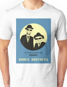 Bones Brothers - Undertale/Blues Brothers Mashup Unisex T-Shirt