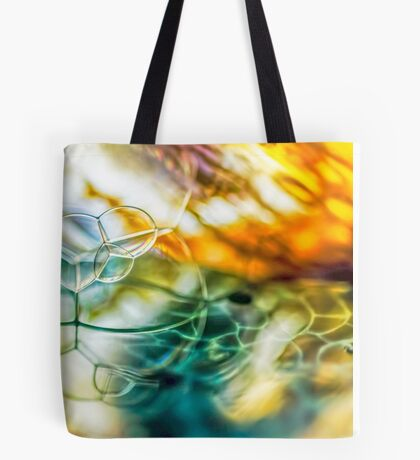 Thread of Light Tote Bag