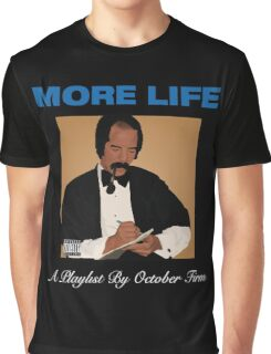 Drake OVO - More Life Vector Graphic T-Shirt