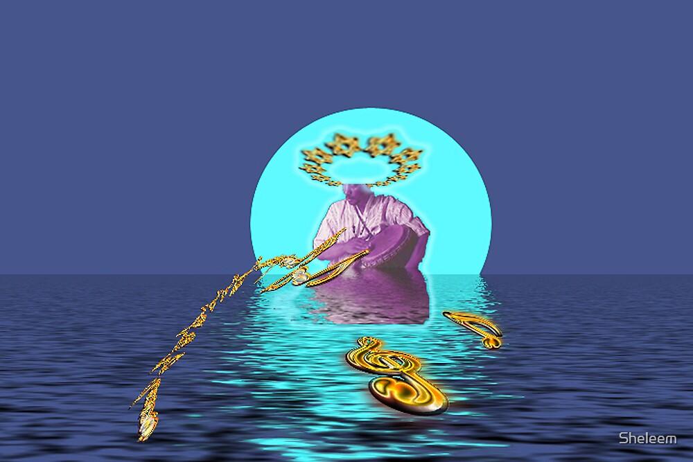 Shango Aquarius by Sheleem