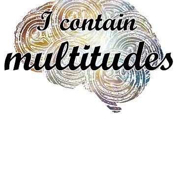 Multitudes by MadeleineKyger