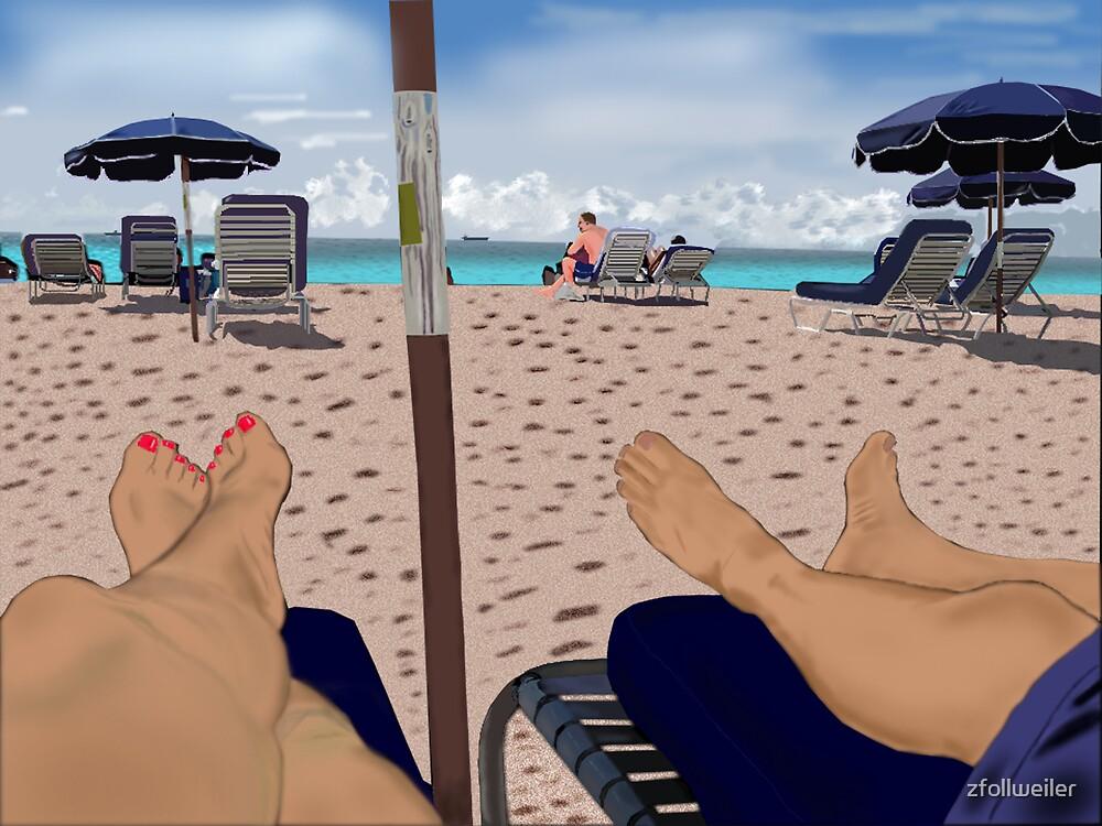 Faux Miami Beach by zfollweiler