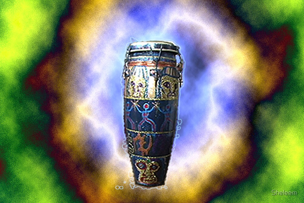 The Drum Covenant by Sheleem