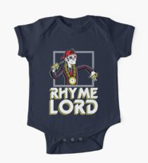 Rhyme Lord One Piece - Short Sleeve