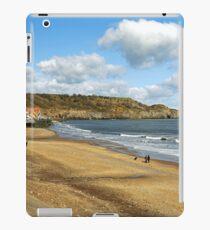 Sandsend Wyke, North Yorkshire iPad Case/Skin
