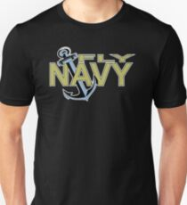 Fly Navy! Unisex T-Shirt