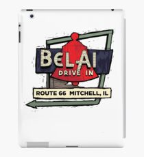 Route 66 Bel Air Drive In iPad Case/Skin