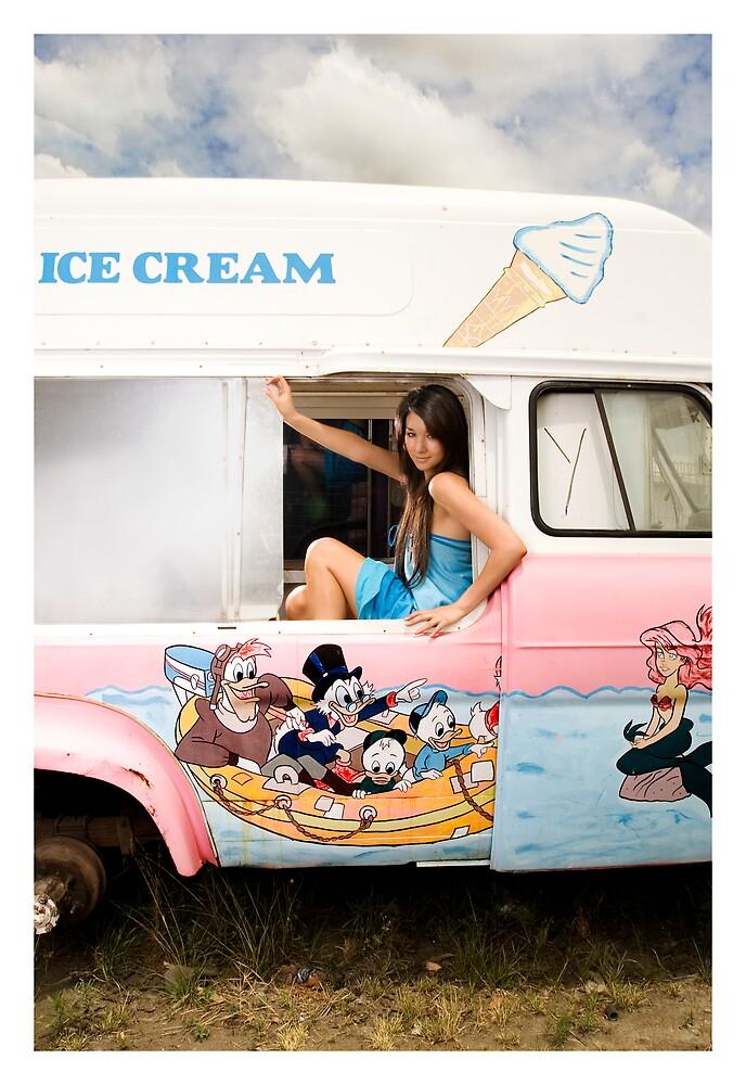 Scrap Icecream Truck by katiewallin