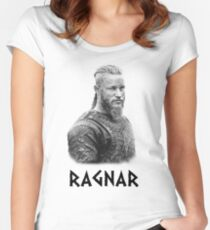 RAGNAR VIKINGS Women's Fitted Scoop T-Shirt