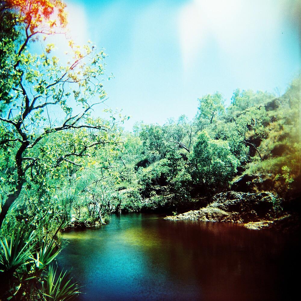 Surprise creek N.T. by Spokeydokey