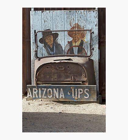 Arizona UPS Photographic Print