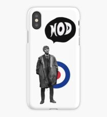 Jimmy the mod iPhone Case