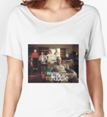 Walter In The Middle Women's Relaxed Fit T-Shirt