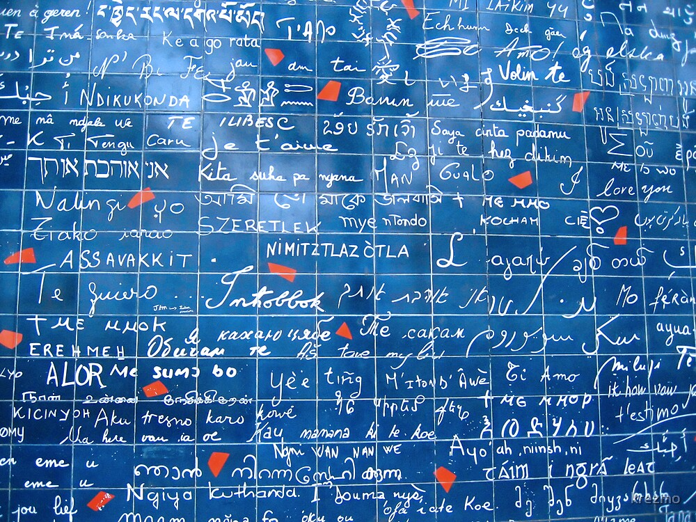 Love Mosaic by krezmo
