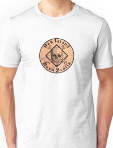 OAK ISLAND NOVA SCOTIA CURSE CANADA PIRATE TREASURE HUNT MONEY PIT Unisex T-Shirt