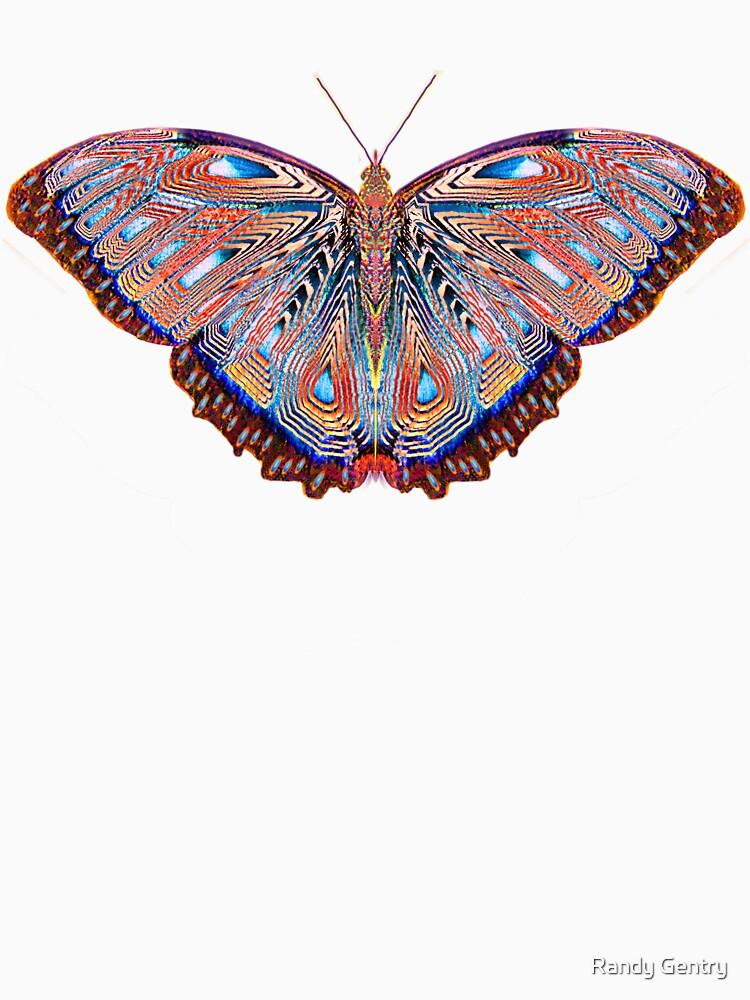 Fantasy Butterfly Neon by Lanaki