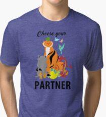 PARTNER Tri-blend T-Shirt