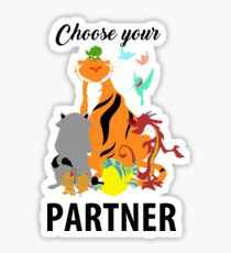 PARTNER Sticker