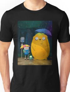 Adventure time My neighbor totoro  Unisex T-Shirt