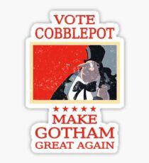 Vote Cobblepot Sticker