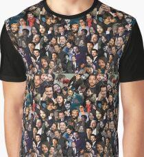 Diego Luna, Diego Luna, And Nothing But Diego Luna Graphic T-Shirt