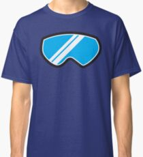 Snow goggles winter Classic T-Shirt