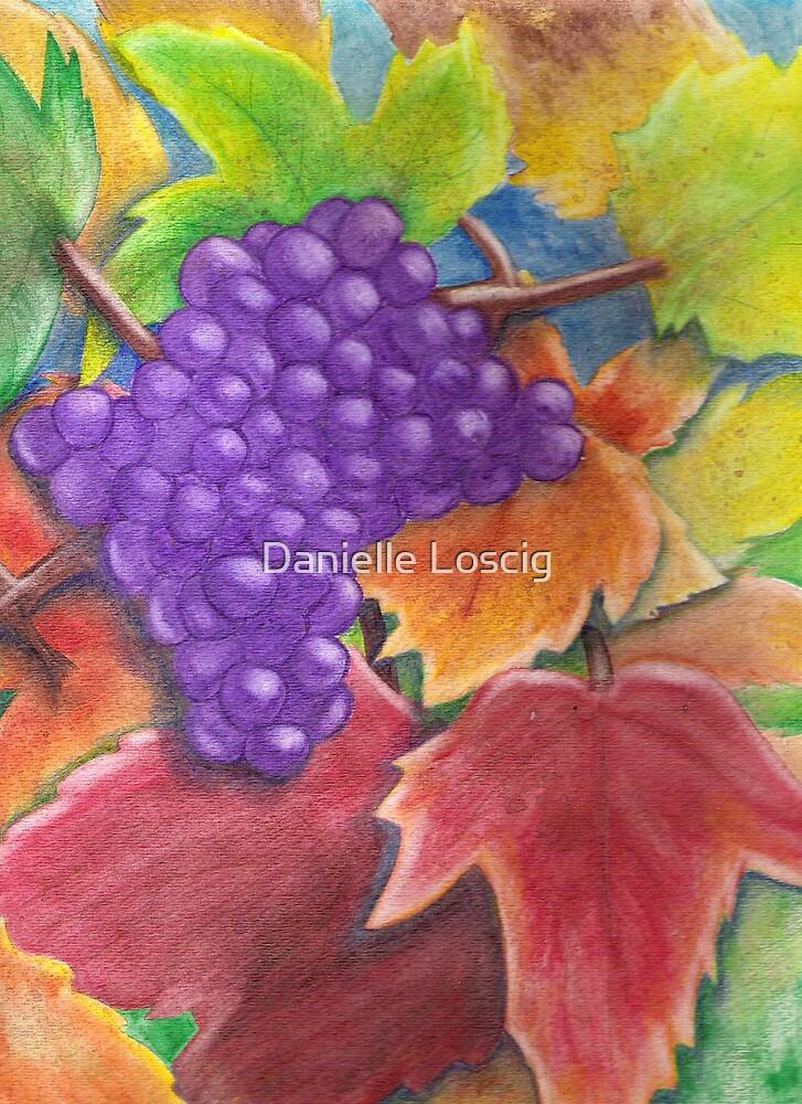 Grapes by Danielle Loscig