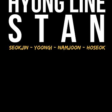 Hyung Line Stan - Bangtan by sedapi