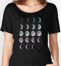Moon Phase Relaxed Fit T-Shirt