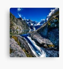 Fiordland-National-Park Canvas Print