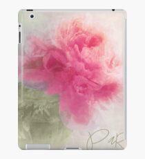 Peony Mist iPad Case/Skin