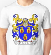 Carle Coat of Arms Unisex T-Shirt
